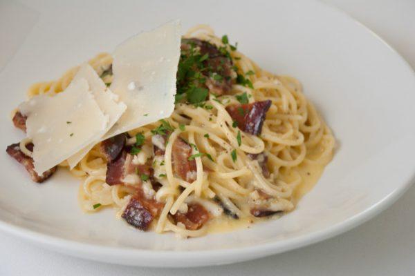 |Spaghetti alla carbonara