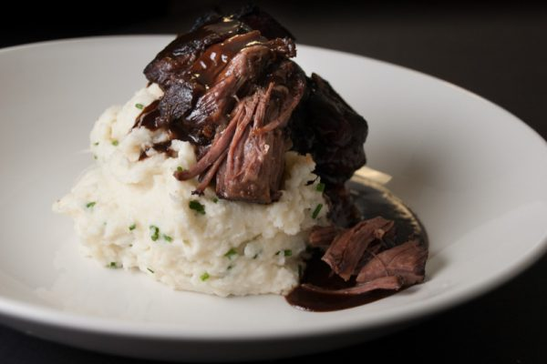 |Braised short ribs with potatoes