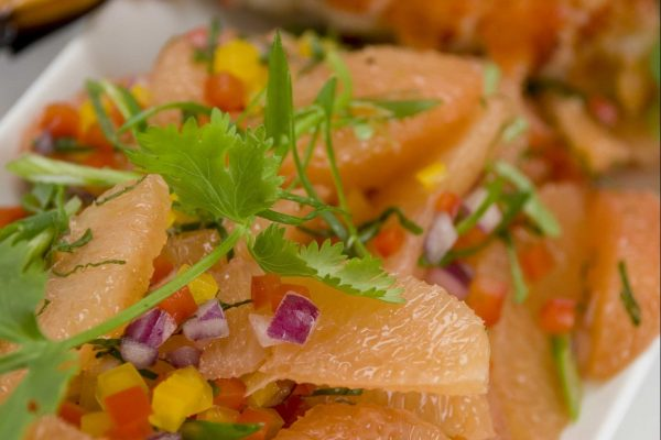 Grapefruit Salsa from Road Grill