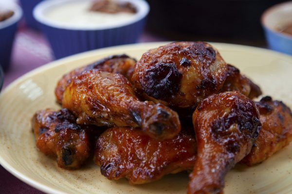 Oven Baked Barbeque Chicken from Spencer's BIG 30|