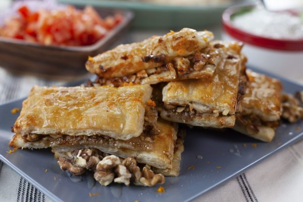 Puff Pastry Baklava from Spencer's BIG 30