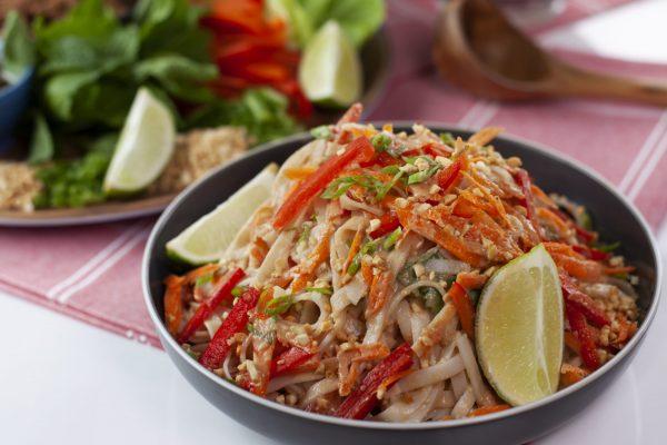 Cold Noodle Salad from Spencer's BIG 30