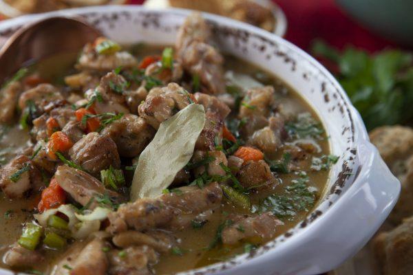 Chicken Stew from Spencer's BIG 30