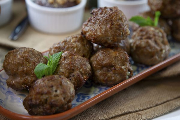 Lamb Meatballs from Spencer's BIG 30