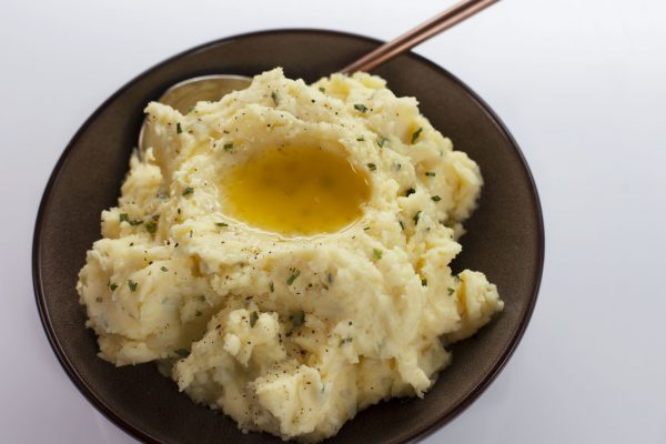 Creamy Dreamy Mashed Spuds from Spencer's BIG 30