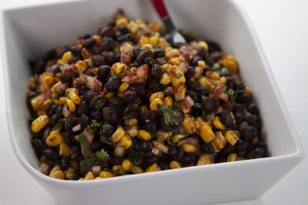 Mexican Black Bean Salad from Spencer's BIG 30