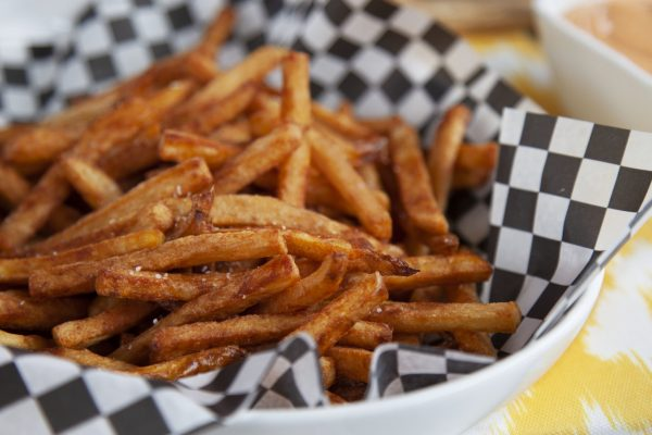 French Fries from Spencer's BIG 30