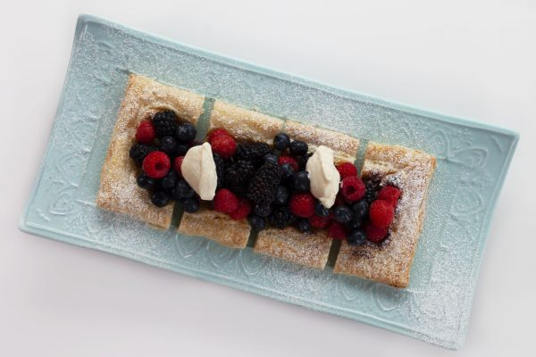 Mixed Berry Tart from Spencer's BIG 30