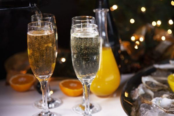 Clementine Earl Grey Bubbles from Spencer's BIG Holiday
