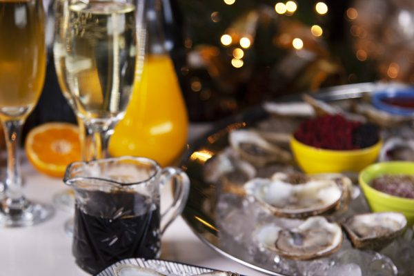 Prosecco Mignonette from Spencer's BIG Holiday