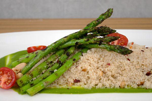 UV_1014_Grilled Asparagus with Fonio Pilaf_horizontal_v1