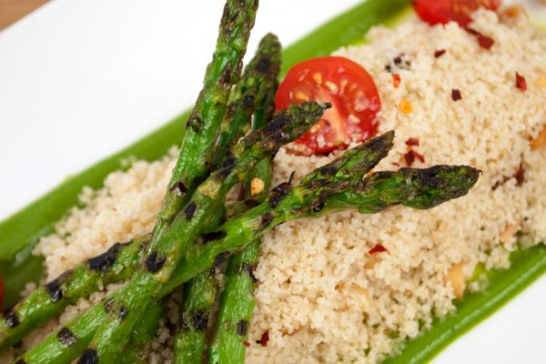 UV_1014_Grilled Asparagus with Fonio Pilaf_horizontal_v2