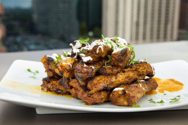 Spicy Tandoori Lamb Ribs from Watts on the Grill