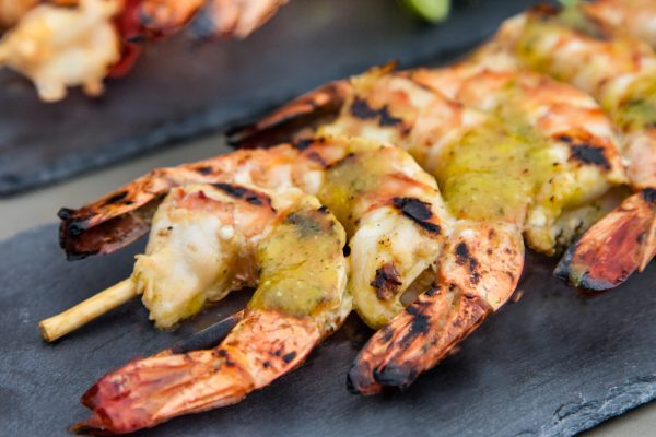 Margarita Shrimp from Watts on the Grill