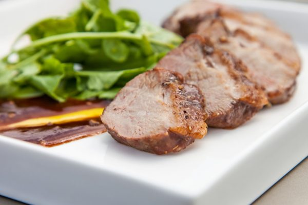 Green Tea Smoked Duck from Watts on the Grill