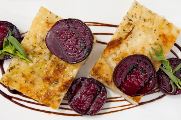 Roasted Beets from Watts on the Grill