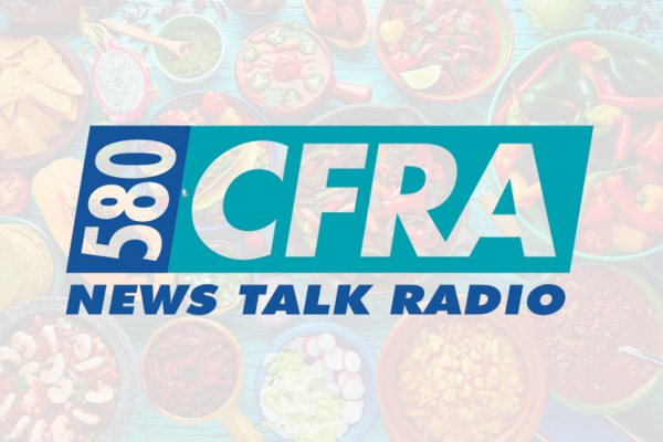 CFRA interview with Chris Knight