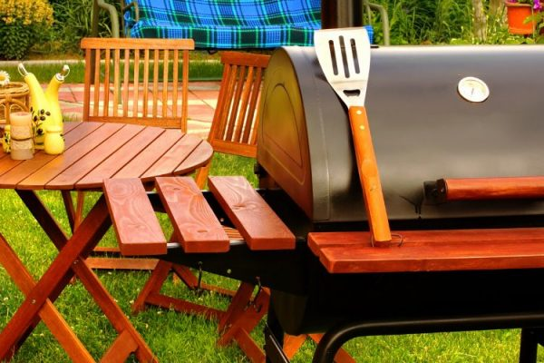 rules of bbq - grill