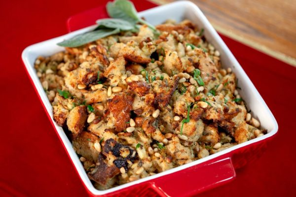 Sage And Apple Stuffing
